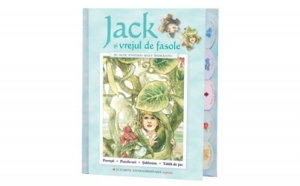 Jack Si Vrejul De Fasole , autor Joseph Jacobs