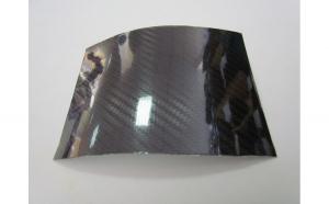 Folie carbon 5D negru lucios 1 - 5 x 1m SCF31S