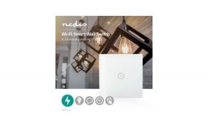 Intrerupator Smart WiFi, Nedis