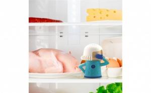 Odorizant pentru frigider, cu umplere, din materiale non-toxice