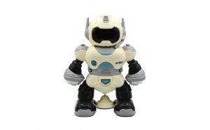 Robot dansator cu sunete si lumini