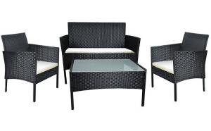Set mobilier gradina/terasa din ratan, 4