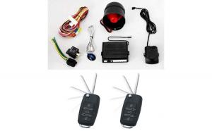 Alarma auto K119 cu 2 telecomenzi cu