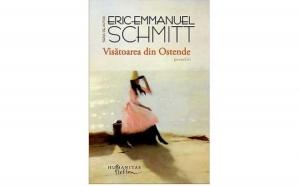 Visatoarea din Ostende, autor Eric-Emmanuel Schmitt