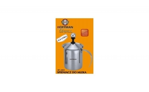 Spumant lapte cana inox 0,8L Hoffman HF 3351