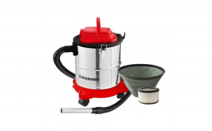 Aspirator Kaminer Pentru Cenusa Cu filtru Hepa , Capacitate 20L, Putere 1200W, Functie Suflare
