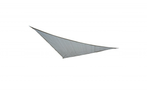 Copertina solara forma triunghiulara Gri