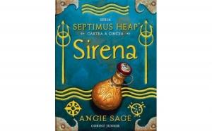 Cartea A Cincea - Sirena , autor Angie Sage
