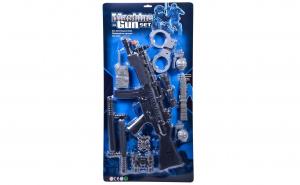 Arma de jucarie set Politie cu catuse