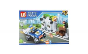 Set de constructii , ATV de Politie 189