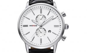 Ceas Weide WH3302-2C - white, la doar 278 RON in loc de 556 RON