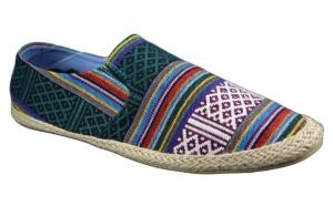 Espadrile SOLE II - Multicolor Vintage V