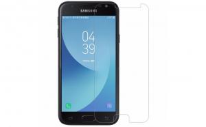 Folie sticla securizata Samsung Galaxy J3 2017 Transparenta