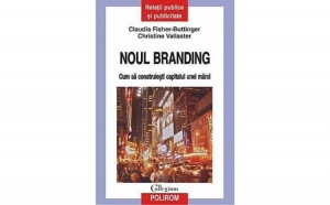 Noul branding, autor Christine Vallaster
