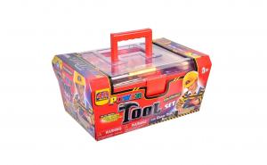 Cutie cu maner cu scule pentru copii, 26 bucati