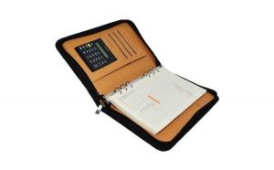 Agenda organizer A5, calculator inclus,