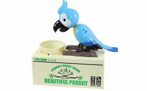 Pusculita papagal