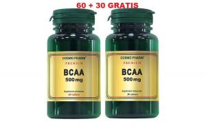 Bcaa 60 + 30 capsule GRATIS COSMOPHARM