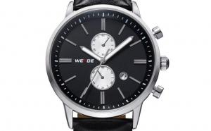 Ceas Weide WH3302-1C - black, la doar 278 RON in loc de 556 RON