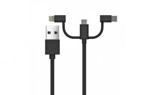 Cablu incarcare 3in1