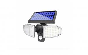 Lampa solara cu senzor de miscare 78