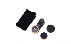 Kit lentile telefon, Fish eye, Macro