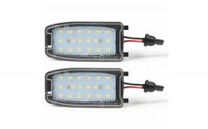Set Lampi LED Oglinzi Land Rover