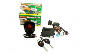Alarma Auto cu 2 telecomenzi si Inchidere centralizata