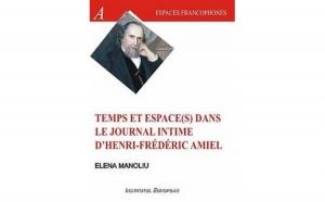 Temps et espace(s) , autor Elena Manoliu