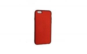 Husa Apple iPhone 6/6S Flippy TPU Moale Rosu