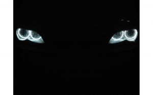 Angel Eyes CCFL compatibil BMW X5 E53