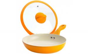 Tigaie cu invelis ceramic nonaderent cu capac 22x5cm Mayers & Boch 0183113