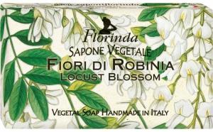 Sapun vegetal cu flori de salcam, 100 g La Dispensa