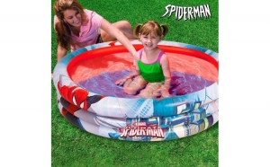 Piscina Gonflabila Spiderman