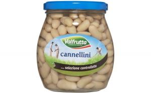 Fasole Cannellini 570g Valfrutta