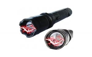 Lanterna electrosoc + Spray Nato