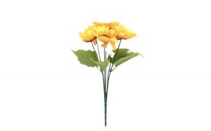 Floare artificiala decorativa, floarea