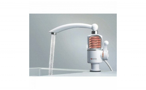 Robinet electric +cap robinet
