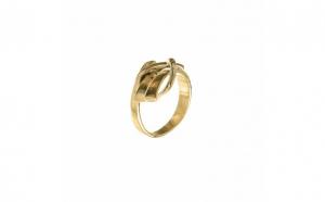 Inel din aur 18K, IAU341