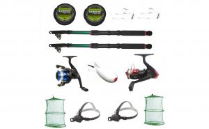 Kit complet de pescuit sportiv