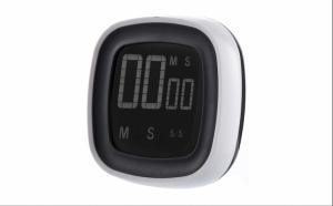 Cronometru magnetic de bucatarie cu ecran LCD si alarma