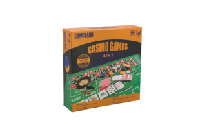 Joc Casino 4 in 1, pentru adulti