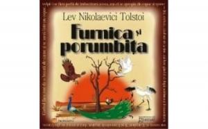 Furnica si porumbita, autor Lev Nikolaevici Tolstoi