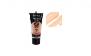 Fond de ten Rimmel Lasting Finish 25 Hour Foundation Tube  - Light Ivory