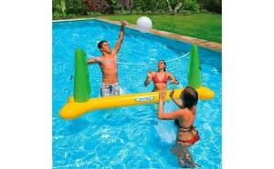 Set volei pentru piscina + Cadou suport