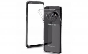 Husa silicon Samsung Galaxy S9 Transparenta