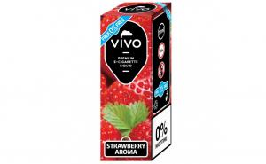 Lichid tigari electronice, aroma, Strawberry 10ml 6mg/ml
