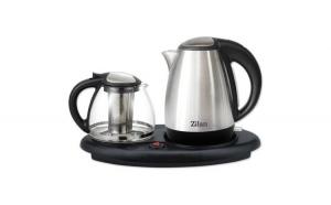 Set fierbator ceai+cafea Zilan SI Set de 6 Furculite Inox CADOU
