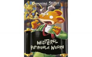Misterul papirusului negru Geronimo