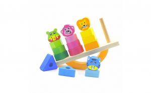 Joc Montessori Stivuire si Echilibru
